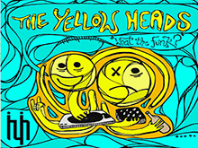 "Portada vinilo ""The Yellow Heads"""