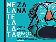 """Me late la lata"" en Espacio Salvaje / 2014"