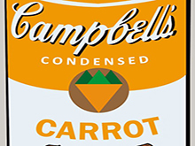Campbell's Carrot Soup / 2012